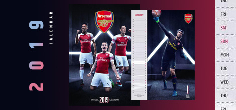 Arsenal kalendarz 2019