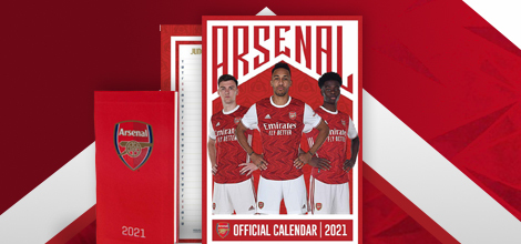 Arsenal kalendarz 2020/21