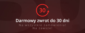 Darmowy zwrot do 30 dni